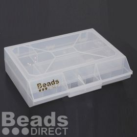 Beads Direct Carry Case (2 Layer, 13 Compartment Box with Handle)