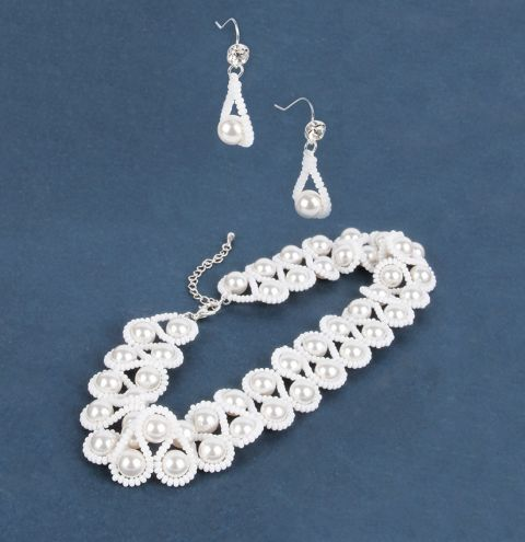 Icicle Jewellery Set
