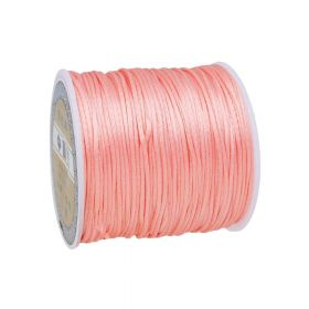 Satin Cord / 1.5mm / salmon / 70m