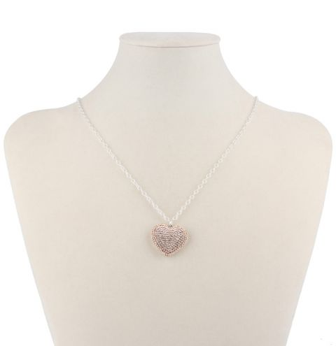 Becharmed Heart Necklace