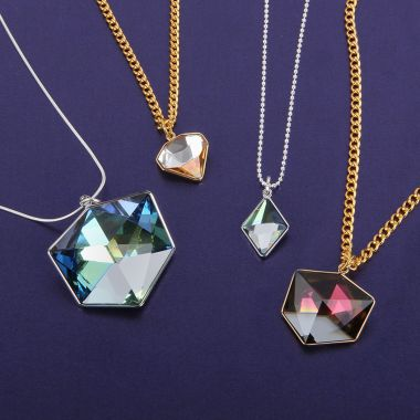 Fancy Crystal Necklaces