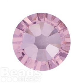 2088 Swarovski Crystal Flat Backs Non HF 7mm SS34 Light Amethyst F Pk144