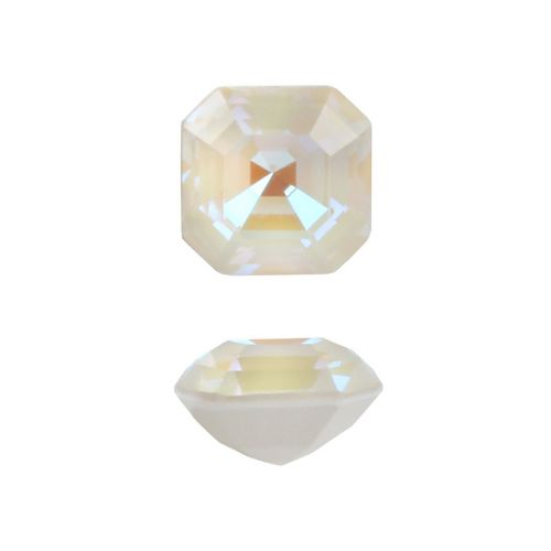 4480 Swarovski Crystal Imperial Fancy Stone 6mm Crystal Light Grey DeLite Pk2