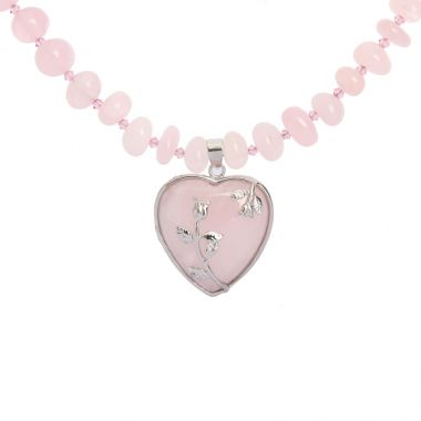 Mother Rose Necklace