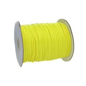 Coated twine / 2.0mm / yellow / 80m