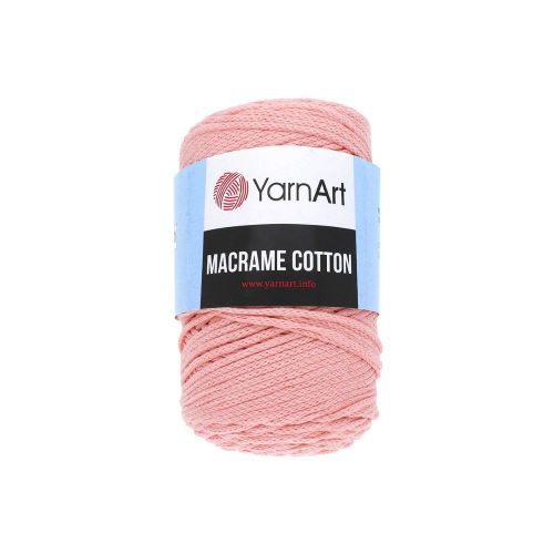 YarnArt ™ Macrame Cotton / cord / 85% cotton, 15% polyester / colour 767 / 2mm / 250g / 225m