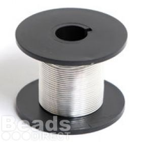 Silver Plated Copper Wire 0.71mm 14metres