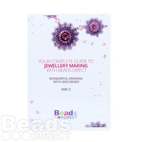 Beads Direct CD-ROM 2 Wonderful Weaving with Seed Beads