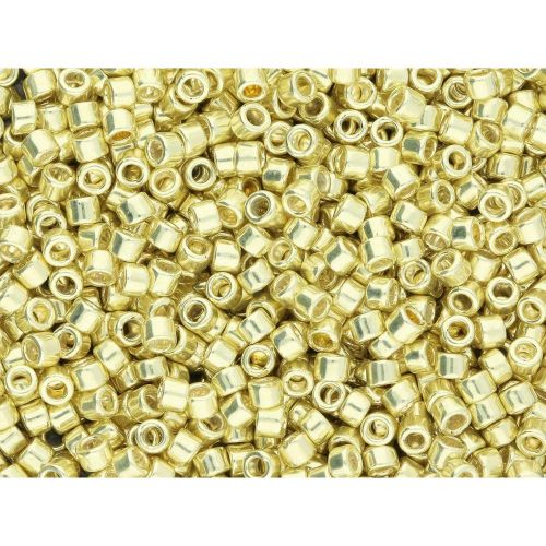 TOHO™ / Treasure 11/0 / Galvanized / Yellow Gold / 5g