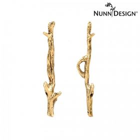 Nunn Design Antique Gold Woodland Toggle Bar 7x40mm Pk1