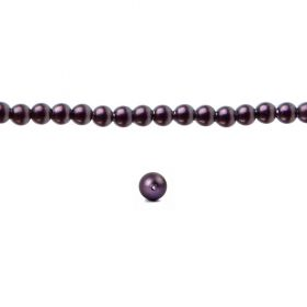 5810 Swarovski Glass Pearl 2mm Crystal Iridescent Purple Pk100