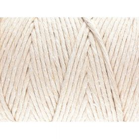 YarnArt ™ Macrame Twisted / cord / 60% cotton, 40% viscose and polyester / colour 753 / 500g / 210m