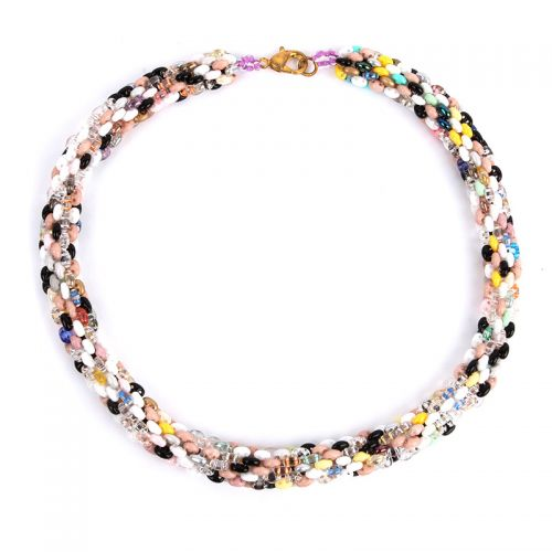 Beads Direct Chain Ombre Rope Jewellery Kit - Paradise Beach