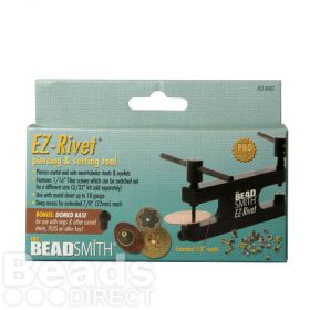 "Beadsmith EZ-Rivet Piercing and Setting Tool 1/16"" Pk1"