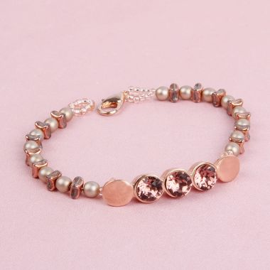 Copper Blush Bracelet