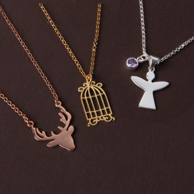 Winter Wish Necklaces