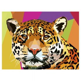 Diamond painting / leopard / mosaic 5d / / 30x40cm / 1 pc