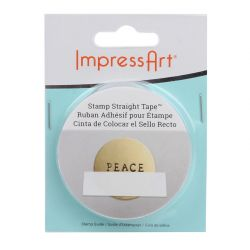 ImpressArt Stamp Straight Tape 12.7mm 80metres