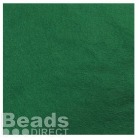 "Green Felt Square Beading Foundation 9""x9"" For Soutache Pk1"