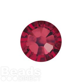 2088 Swarovski Crystal Flat Backs Non HF 4mm SS16 Ruby F Pk1440