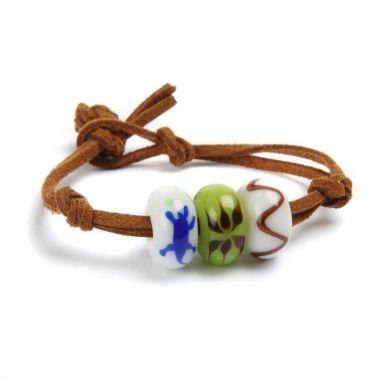 Coconut Palm Beach Bracelet