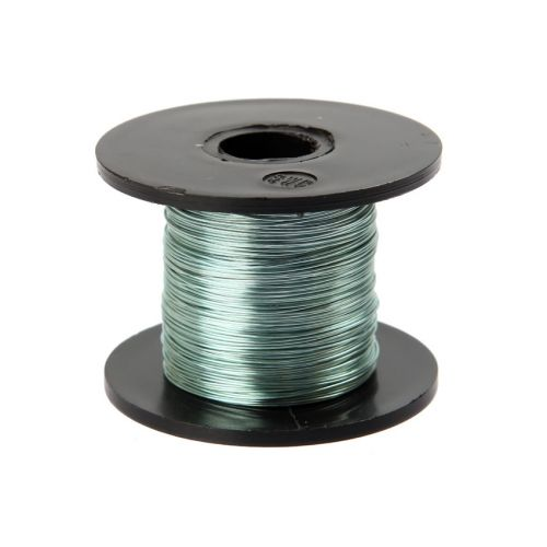 Supa Ice Blue Coloured Copper Craft Wire 0.315mm 70metre Reel