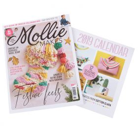 Mollie Makes Magazine 2018 Issue 98