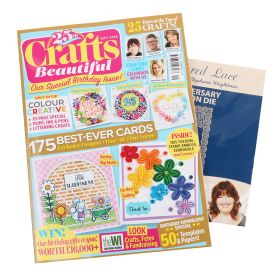 Crafts Beautiful magazine Issue 322 September 2018
