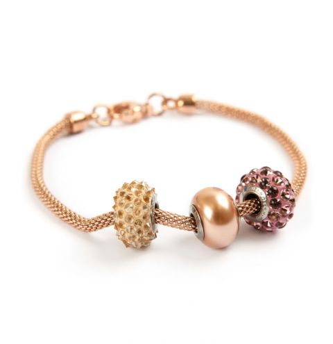 f8e7ae4ed3e2 Instructions on how to make this gorgeous  Swarovski Rose Gold ...
