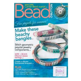 Bead and Button Magazine June 2018 Issue 145