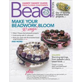 Bead and Button Magazine April 2019 Issue 150