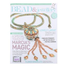 Bead and Jewellery Magazine June/July Issue 87