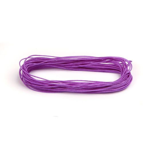 Satin Cord 0.5mm Purple 5m