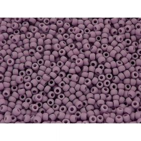 TOHO™ / Round 8/0 / Opaque Frosted / Lavender / 10g / ~ 300 pcs