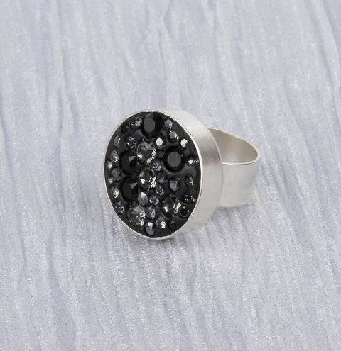 Night Sky Ring | Swarovski Ceralun