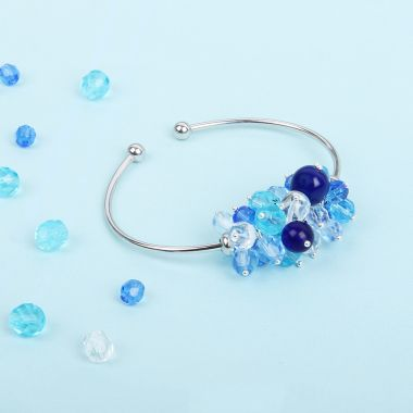 Crystal River Bangle