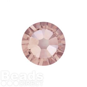 2088 Swarovski Crystal Flat Backs Non HF 4mm SS16 Vintage Rose F Pk1440
