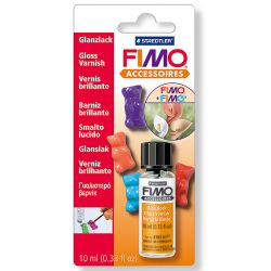 Staedtler Fimo Clay Accessory Gloss Varnish 10ml