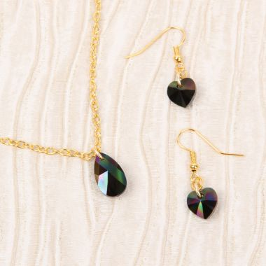 Dark Rainbow Jewellery