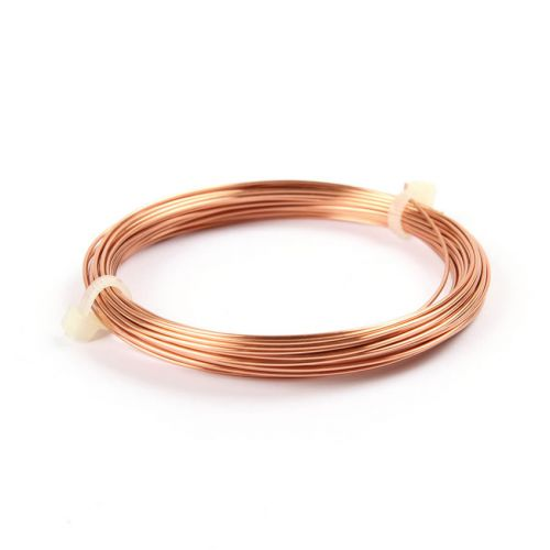 X Copper Wire 0.8mm 6metre Coil