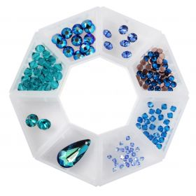 Niagra - Bead Selection in Storage Ring with Swarovski