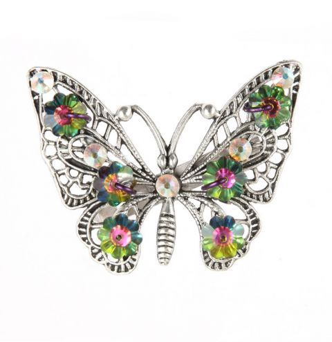 Spring Wings Brooch