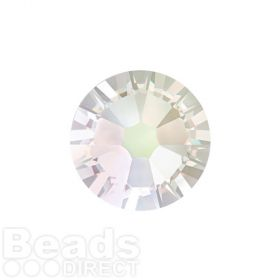 2088 Swarovski Crystal Flat Backs Non HF 4mm SS16 Crystal Moonlight Pk1440