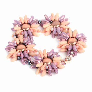 Passion Flower Bracelet | Take a Make Break