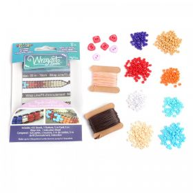WrapIt Loom Multi-colour Refill Kit - Makes 5 Bracelets