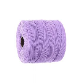 BEADSMITH ™ / thread SuperLon Fine / nylon / Tex 135 / Orchid / 0.5mm / 108m
