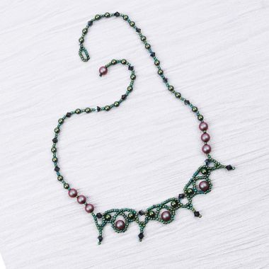 Collar Necklace - Jewellery Making Tutorial