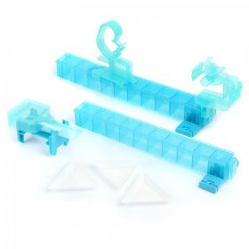 WrapIt Loom by Rainbow Loom Extendable with x2 Tracks
