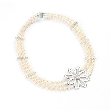 Pearl Bloom Necklace