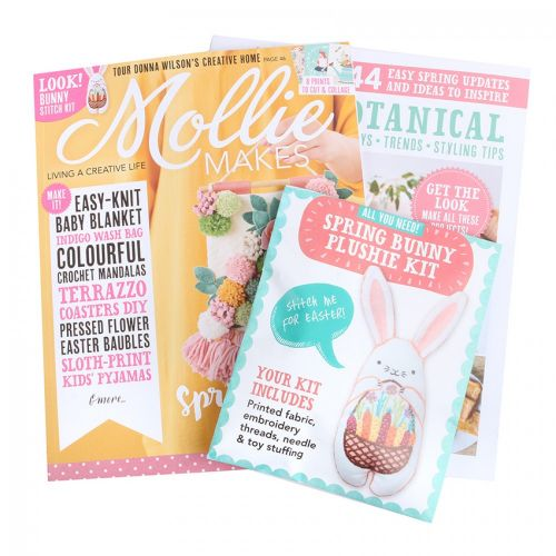 X-Mollie Makes Magazine Issue 90 2018